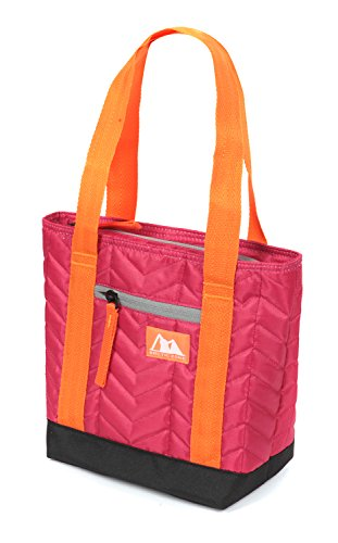 Arctic Zone Julep Insulated Lunch Tote, Pink