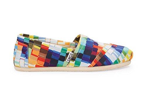 TOMS 10004959 - Alpargatas TOMS Mujer Color: Multi Talla: 38