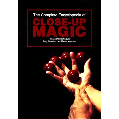 Murphy's The Complete Encyclopedia of Close-Up Magic by Gibson - Book