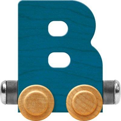 메이플 랜드마크 네임트레인 브라이트 레터 카 B-MADE IN USA(블루)