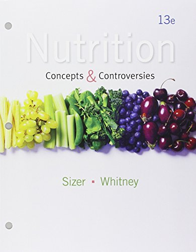 Nutrition + Lms Integrated for Mindtap Nutrition Printed Access Card: Concepts and Controversies