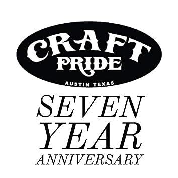 Craft Pride Seven Year Anniversary
