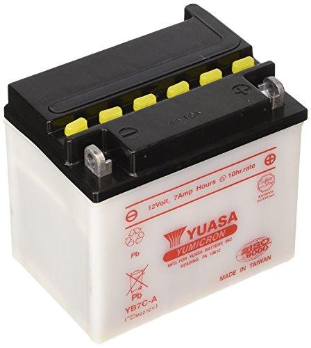 Yuasa YUAM227CY YB7C-A Batería