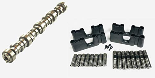 Cam & Lifter Kit compatible with Buick Chevy GMC 5.3 5.3L AFM Camshaft Single Bolt Cam WITH Trays (AFM Engines)