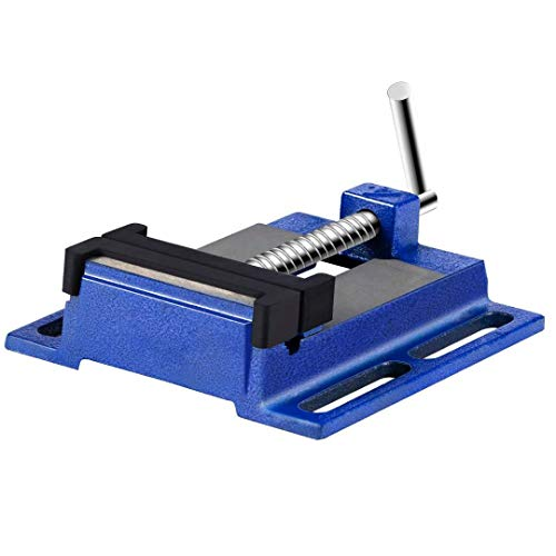 Vise Precision Bench Clamps 4-Inch Drill Press Horizontal Verticle Vise