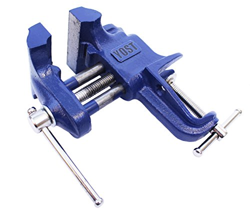 Yost Tools COV-3 Clamp-On Vise, 3