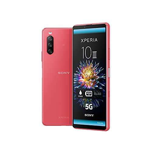 Sony Xperia 10 III 5G Smartphone (15,2...