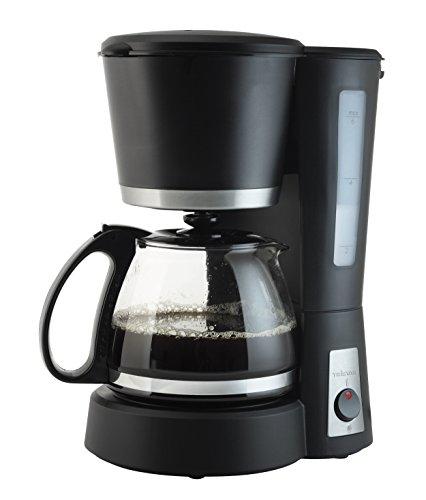 Tristar Kaffeemaschine mit 0,6L Glaskanne – für 6 Tassen – auch für den Campingeinsatz geeignet, CM-1233