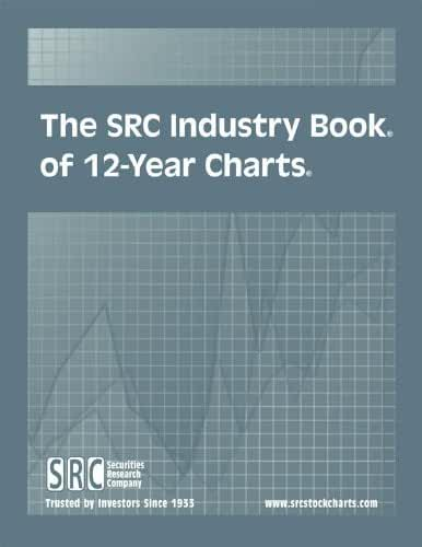 The SRC Industry Book of 12-Year Charts. (English Edition)