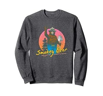 Smokey Bear Retro Smokey Bear Sweatshirt
