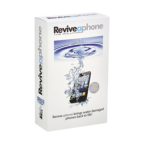 ReviveAPhone Water Damaged Phone Repair Kit - Fix your Blackberry, iPhone or Any Other Electrical Device