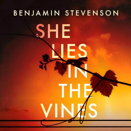 She Lies in the Vines cover art