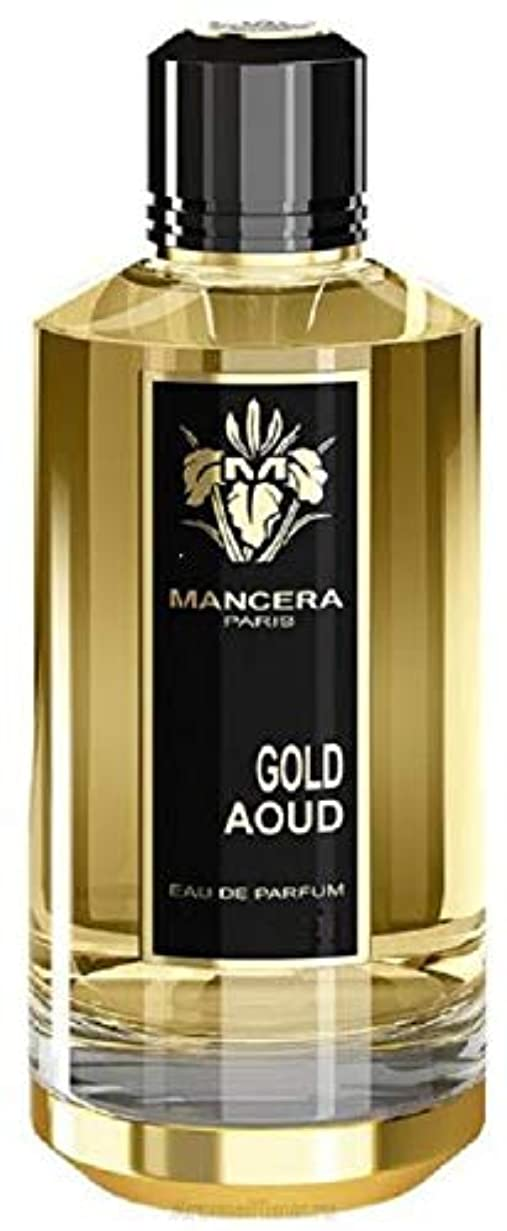 わがままイデオロギー比較的Mancera Gold Aoud Eau de Parfum 2.1 oz./60 ml New in Box