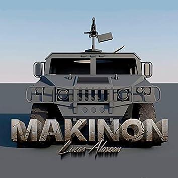 Dando vuelta en un Makinon