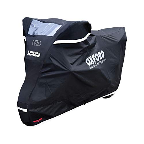 Oxford Stormex Motorcycle Cover - Large