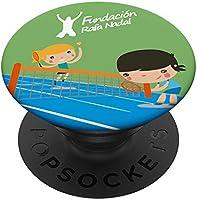 PopSocket Ufficiale bambino Fondazione Rafa Nadal PopSockets PopGrip: Impugnatura per Telefoni Cellulari e Tablet...