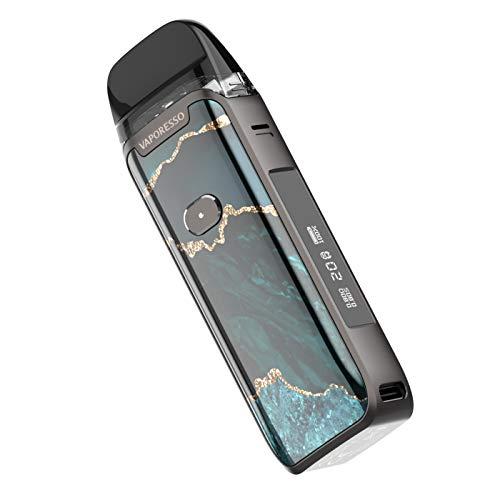 Original Vaporesso PM40 Kit (Jade), 1800mah Batería 2ml Cartucho GTX Coil Cigarrillo electrónico 40w Pod AIO Vape Kit completo, sin nicotina