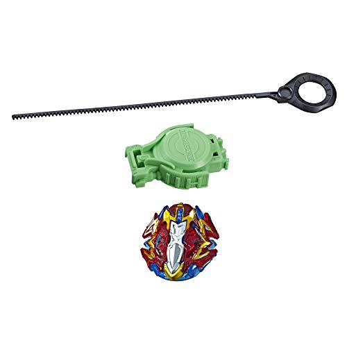 BEYBLADE Burst Turbo Slingshock Xcalius X4 Starter Pack -- Battling Top & Right/Left-Spin Launcher, Age 8+