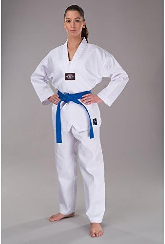 Phoenix Taekwondo Anzug BASIC Edition Edition Edition Weiss Rückendruck B01FOCF7BA  Clever und praktisch ab1121