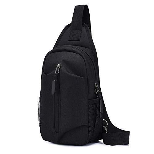 Weier. Ben Casual schoudertas Oxford doek borstzak casual schoudertas sporttassen aangepaste mannelijke student sport