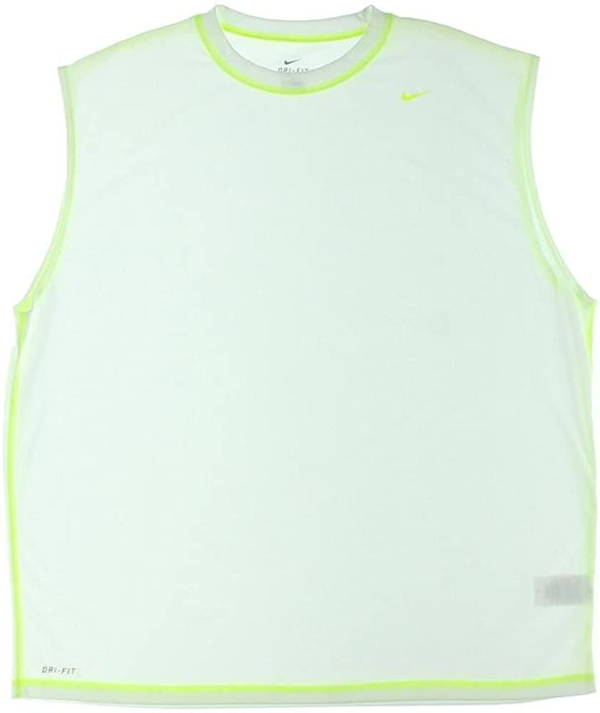 Nike White Tank Top , Size XLarge
