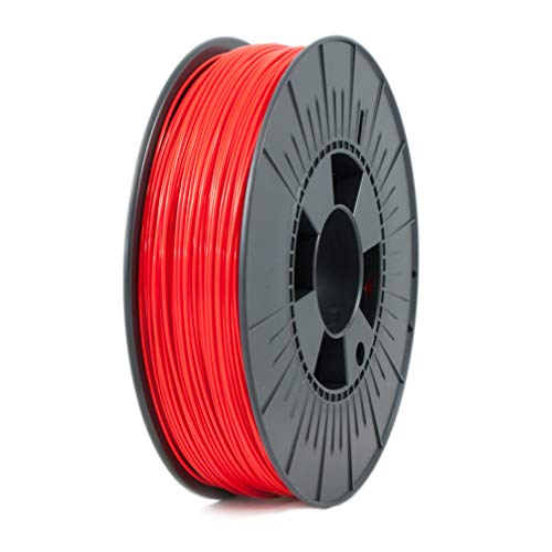 ICE Filaments ICEFIL1PLA009 filamento PLA,1.75mm, 0.75 kg, Romantic Red