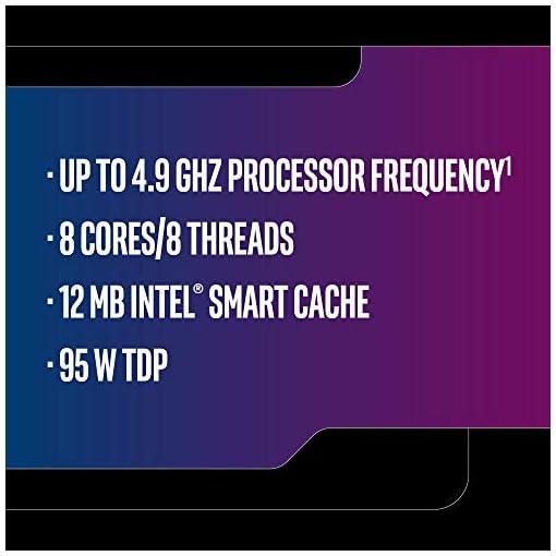 Intel BX80684I79700K - CPU INTEL Core I7-9700K 3.60GHZ 12M LGA1151 BX80684I79700K 985083, Gris 2