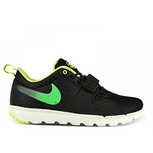 Nike Trainerendor x Stussy - Black/Volt-Dark Trainer Size 6.5 UK