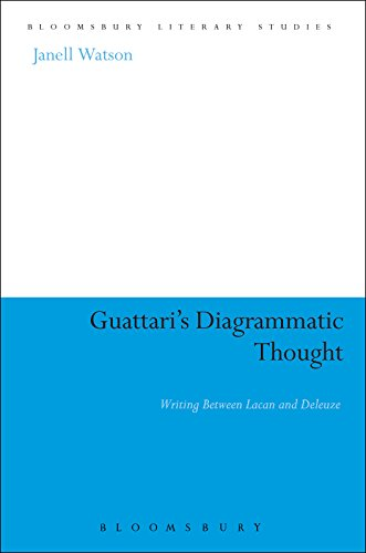 Guattari's Diagrammatic Thought: Writing Between Lacan and Deleuze (Continuum Studies in Continental Philosophy Book 63)