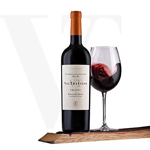 Valtravieso Crianza Vino Tinto de Páramo DO Ribera del Duero Tinto Fino 100% 1 Botella 0.75l/Ud