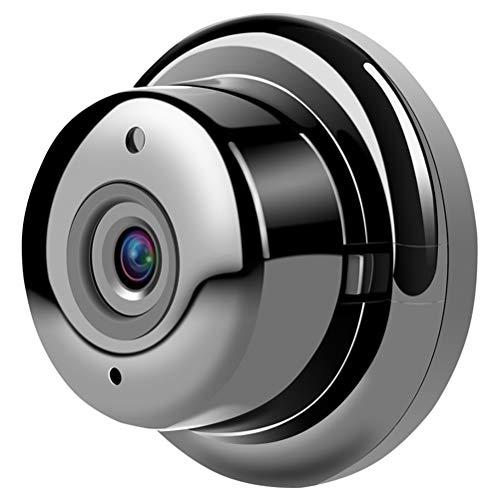 GAOJIAN Cámara IP Cámara inalámbrica Inteligente panorámica VR de 360 Grados con Visión Nocturna Alarma Inteligente
