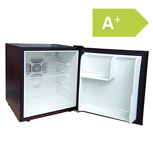 Acopino BC50BLACK • Minikühlschrank • Minibar •Thermoelektrischer Kühlschrank • schwarz • LED Beleuchtung • 48L