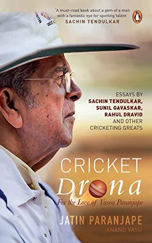 Cricket Dorna: For the Love of Vasoo Paranjape (English Edition)