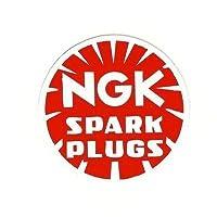 NGK ミニレーシングデカール・ステッカー 世田谷ベース (ms020)