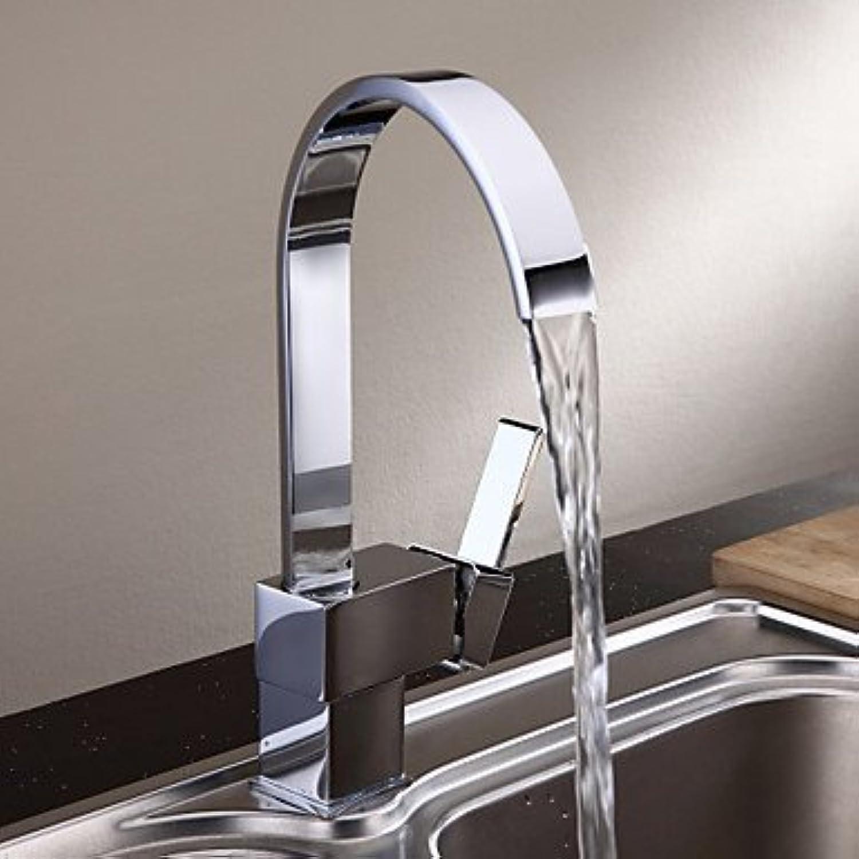 U-Enjoy Modernes Messing Messing Top-Qualitt Pull Out Kitchen Sink Haus Badezimmer Küche-Hahn-Hahn-Mischer [Kostenloser Versand]