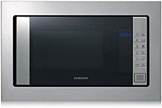 Samsung FW87SUST Integrado 23L 800W Acero inoxidable - Microondas (Integrado, 23 L, 800 W, Tocar, Acero inoxidable, Botón)