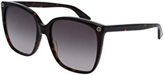Gucci GG0022S Square Sunglasses For Men For Women+FREE Complimentary Eyewear Care Kit