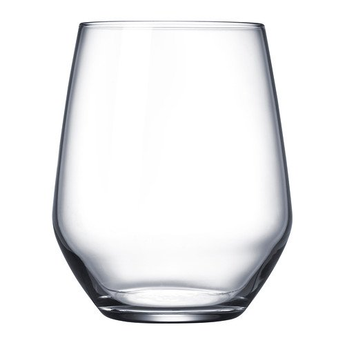IKEA IVRIG -Glas klar Glas - 45 cl