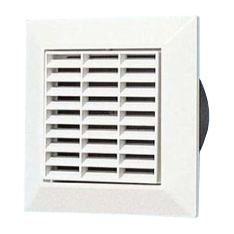 Panasonic (パナソニック) 熱交換気ユニット給排気グリル (ホワイト) FY-GLV06-W
