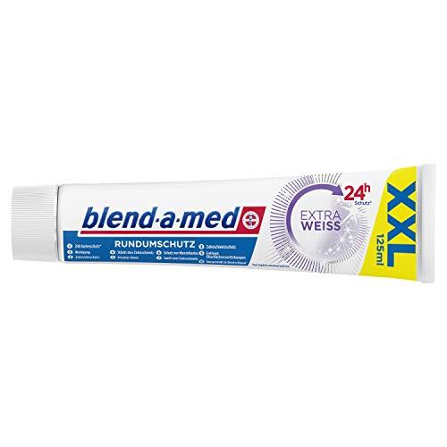 Blend-a-med Rundumschutz Extra Weiß Zahnpasta (1 x 125 ml)