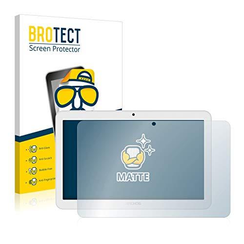 BROTECT 2X Entspiegelungs-Schutzfolie kompatibel mit Archos Access 101 3G Bildschirmschutz-Folie Matt, Anti-Reflex, Anti-Fingerprint