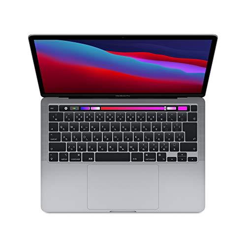 AppleMacBookProAppleM1Chip(13インチPro,8GBRAM,256GBSSD)-スペースグレイ