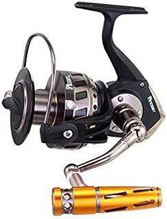 Hronyenorts Spinning Fishing Reel 4.1:1 Infinite 7000 9000 Reels Carp Fishing Reel Molinete para Pesca Carretes De Pescar Feeder Coil