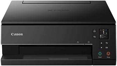 Canon PIXMA TS6350 Drucker Farbtintenstrahl Multifunktionsgerät DIN A4 (Fotodrucker,..