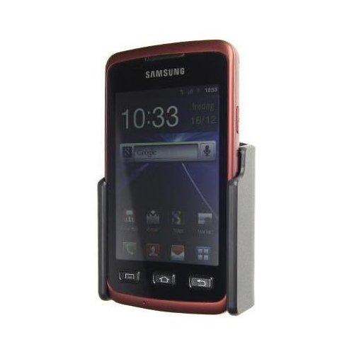 Brodit 511322 passiv Kfz-Halterung für Samsung Galaxy Xcover GT-S5690 schwarz