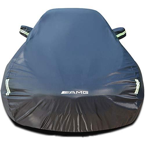 Old street Funda para Coche Compatible con Mercedes-Benz AMG SLS, Funda Exterior del Coche para Anti