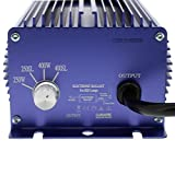 e-ballast lumatek dim. 400w (250 w - 250 w super lumen - 400 w super lumen)