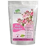 Rose Petal Powder-100% Pure & Natural Rose Powder, Use as Face mask, Hair mask