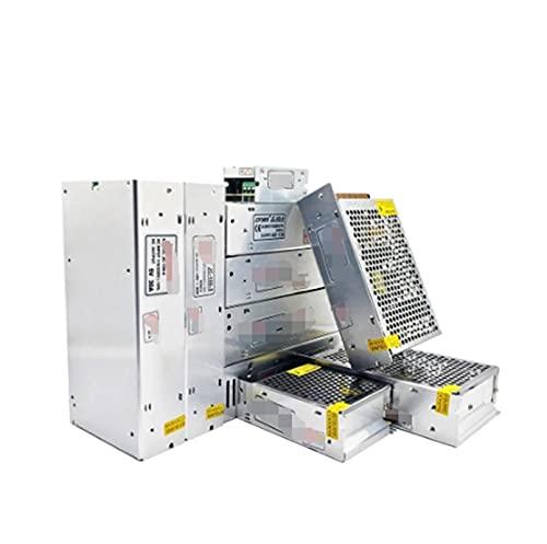 LZHAI® DC5V 2A 5A 6A 8A 10A 20A 30A 40A 60A Transformador De Fuente De Alimentación del Interruptor LED, WS2812B SK6812 WS2813 APA102 Adaptador De Controlador De Tiras LED (Current : 5V 8A 40W)