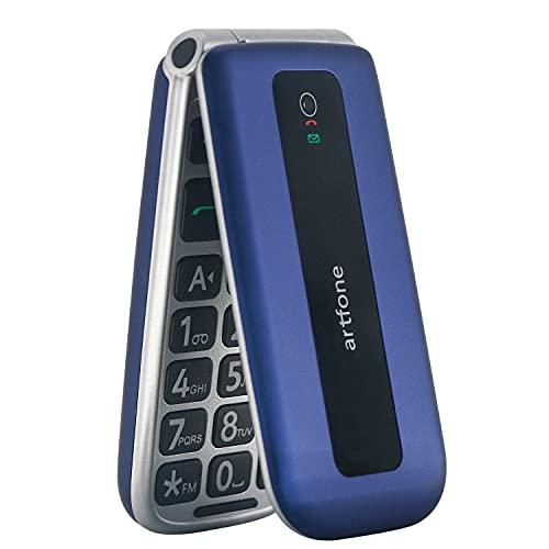 artfone gsm Teléfonos Móviles para Mayores...